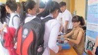 Chương trình 'Tư vấn hướng nghiệp học đường' năm 2014 tại trường THPT Tây Thạnh