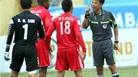 Trọng tài và chương mới của bóng đá Việt Nam