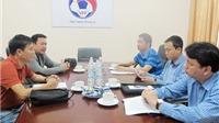 Chính thức: Ông Hoàng Văn Phúc rời ghế HLV trưởng đội tuyển Việt Nam