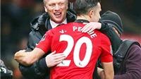Man United dần hồi phục: Từ ngày van Persie dính chấn thương, ông Moyes đỡ đau đầu hẳn