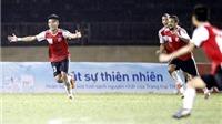 'Tội đồ' Hải Anh khiến QNK.Quảng Nam thua tan nát