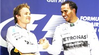 F1 chặng 3 GP Bahrain: Điệp khúc thống trị của Mercedes
