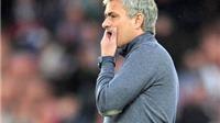 Góc nhìn: Jose Mourinho không thể cựa quậy được nữa