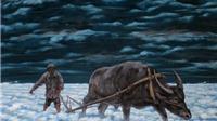 Nghệ sĩ 3 nước triển lãm tranh về siêu bão Hải Yến