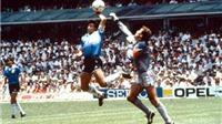Những sự kiện gây chấn động World Cup: Maradona & 'Bàn tay của Chúa' năm 1986