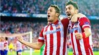 Atletico 1-0 Barca (chung cuộc 2-1): Messi mờ nhạt, Koke 'thổi bay' Barca