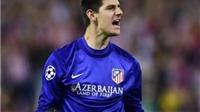 Atletico: Cứ gặp Chelsea là mất 6 triệu euro vì... Courtois!