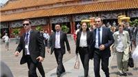 Thủ tướng Bulgaria và Phu nhân ấn tượng với di sản Huế