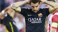 Bộ trang phục tang lễ báo trước 'cái chết' của Barca