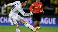 Nhờ Real, Gareth Bale được Adidas hậu đãi