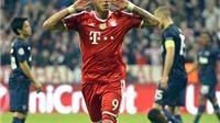 Mandzukic: Người hùng thầm lặng của Bayern đã sẵn sàng thách thức Lewandowski