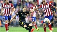 Cột mốc 500 thất vọng của Iniesta