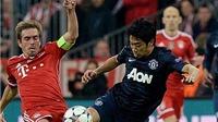 Kagawa nằm trong số 10 ngôi sao sẽ rời Man United ở mùa Hè này