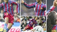 Bóng đá thật đẹp: CĐV Barca chúc mừng Atletico, Henry, Ronaldinho được chính đối thủ vỗ tay khen ngợi