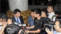 Vụ hàng loạt cầu thủ V.Ninh Bình bị nghi 'bán độ':  V.Ninh Bình vẫn dự AFC Cup