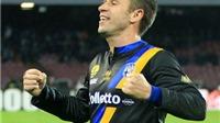ĐT Italy triệu tập: Có Giuseppe Rossi và Antonio Cassano