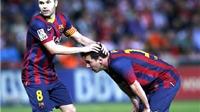 Hồ sơ: Barca không biết lội ngược dòng