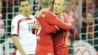 Bayern Munich: Robben giờ đã bớt ích kỷ
