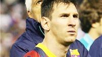 Vì sao Leo Messi ghi 38 bàn sau 41 trận mà vẫn bị chỉ trích?