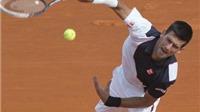 Bán kết Monte Carlo Masters: Djokovic thua dễ Federer vì chấn thương