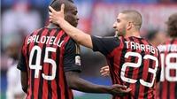 Đánh bại Livorno 3-0, AC Milan đã thắng 5 trận liên tiếp