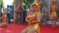 Những sắc màu văn hóa tại lễ hội Tháp Bà Ponagar