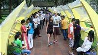 Ngày sách Việt Nam 2014: Đất văn hiến đắm mình trong thế giới của sách
