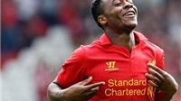 Sterling và Suarez giúp Liverpool đánh bại Norwich 3-2