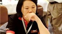 Giải cờ vua châu Á 2014: Thanh An gây bất ngờ