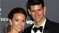 Djokovic khoe sắp được làm bố