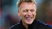 David Moyes nhận 140 nghìn bảng/ trận bồi thường từ M.U, được Tottenham mời. M.U muốn mời Conte.