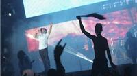 Mưa to, rockfan Hà Nội vẫn cuồng nhiệt với 'Chiến hạm' Rock Concerts 2014