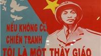 Người Hà Nội xếp hàng dài đợi ngắm chân dung Đại tướng