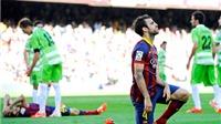 Barca nhìn từ trận hòa 2-2 trước Getafe: Một đội bóng không tồn tại niềm tin