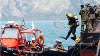 Một thợ lặn thiệt mạng trong quá trình tìm kiếm bên trong phà Sewol