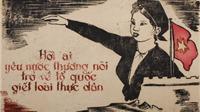 Chiêm ngưỡng tranh cổ động chống Pháp (Phần 1)
