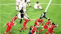 Những màn ngược dòng đáng nhớ nhất trong lịch sử bóng đá thế giới