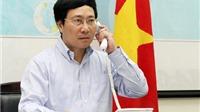 Yêu cầu Trung Quốc rút hết giàn khoan Haiyang Shiyou-981 và các tàu hộ tống ra khỏi khu vực