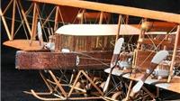 Bộ sưu tập máy bay mô hình độc đáo trước Chiến tranh thế giới lần thứ nhất