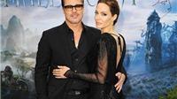 Brad Pitt chia vui cùng Angelina Jolie trong lễ công chiếu 'Maleficent'