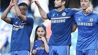 John Terry, Lampard và Ashley Cole sẽ ở lại Chelsea