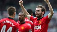 Juan Mata: Man United sẽ trở thành phiên bản của Liverpool