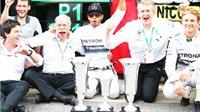 Grand Prix Tây Ban Nha: Không thể cản Hamilton