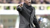 Milan thua Atalanta 1-2: Không đề cho Seedorf