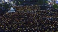 Chính phủ Hàn Quốc phong liệt sĩ cho các thuyền viên xấu số