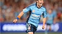 Alex del Piero: Huyền thoại của người Australia