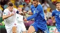 Steven Gerrard và Daniele De Rossi: Thua danh hiệu, thắng trái tim