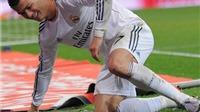 Bình phục chấn thương, Ronaldo nằng nặc đòi thi đấu trận gặp Espanyol