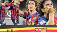 Thế giới thể thao tri ân Carles Puyol: 'Anh là một tượng đài bất tử. Cảm ơn vì tất cả!'
