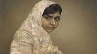 Bức họa Malala Yousafzai được bán với giá 82.000 USD